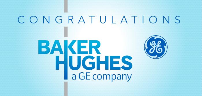 Congrats Baker Hughes